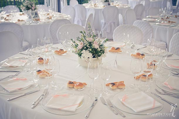 catering matrimonio Villa Pestalozza