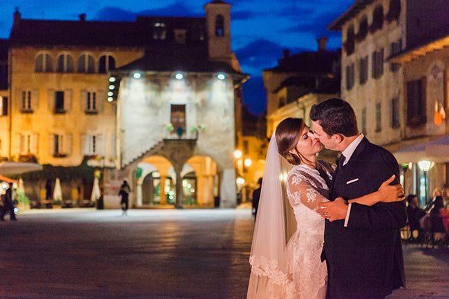 Matrimonio al lago d'Orta © foto Marta Guenzi