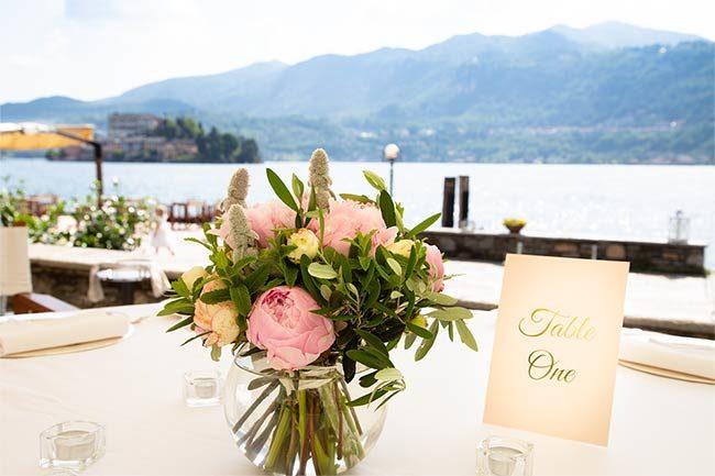 Hotel San Rocco © foto La Piccola Selva floral designer