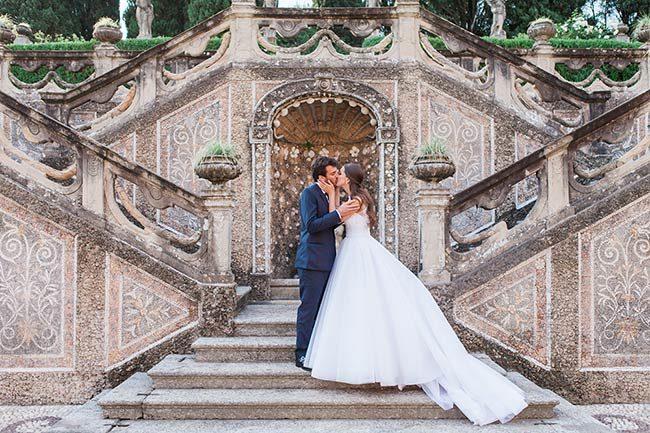 Matrimonio al lago Maggiore © foto Marta Guenzi