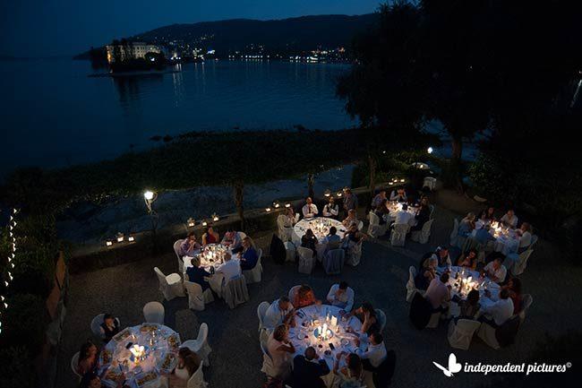 Matrimonio Isola Pescatori Lago Maggiore © foto Independent Pictures