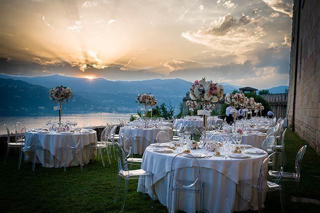 Matrimonio Rocca di Angera Lago Maggiore © foto Riccardo Bestetti