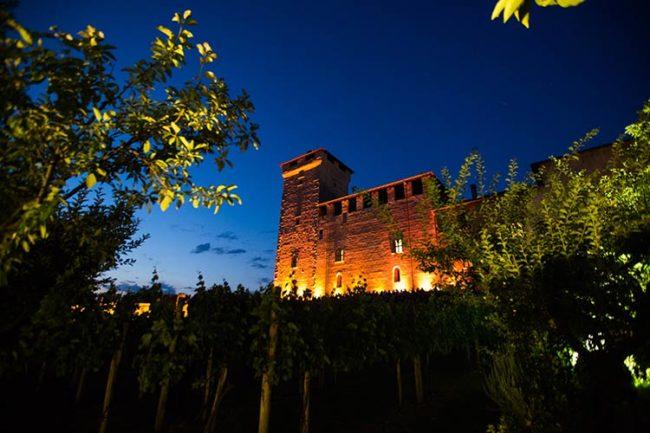 Castello per matrimonio al Lago Maggiore © foto Irideblu