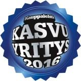 Kauppalehti Kasvuyritys 2016