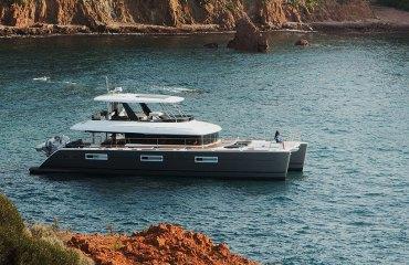 Lagoon 630 MY Motor Yacht Nicolas Claris vene moottorivene