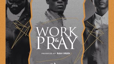 Kay Jay - Work n Pray Ft. Shaydee