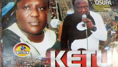 King Dr. Saheed Osupa - Ketu Powerful Base