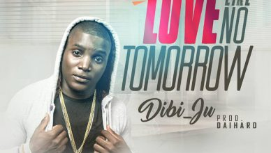 Dibi_Ju - Love Like No Tomorrow