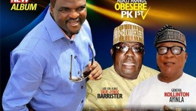 Abass Akande Obesere - Ingrate (Alaimore)