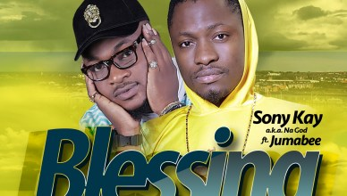 Sony Kay - Blessings Ft. Jumabee