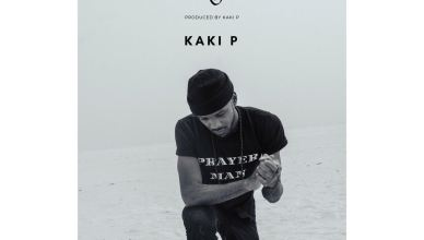 DJ Kaki P - Prayer Man