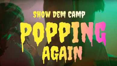 SDC – Popping Again Ft. Odunsi & BOJ
