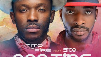 Tito Da.Fire - Pop Tins Ft. 9ice