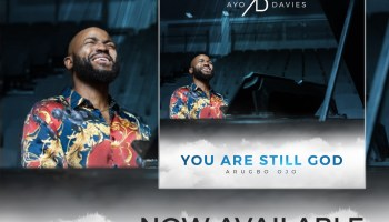 DOWNLOAD VIDEO: Ayo Davies - You Are Still God