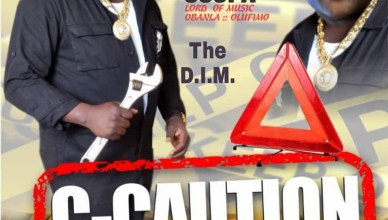 King Dr. Saheed Osupa - C-Caution