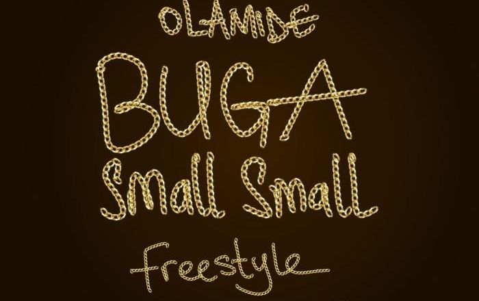 DOWNLOAD SONG: Olamide – Buga Small Small (Freestyle)
