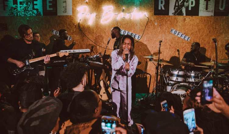 DOWNLOAD SONG: Koffee - Ye Ft  Burna Boy (Cover)