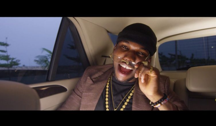 DOWNLOAD VIDEO: Victor AD – Tire You Ft  Davido
