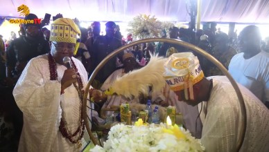 K1 De Ultimate Becomes Aare Amuludun Of Aworiland