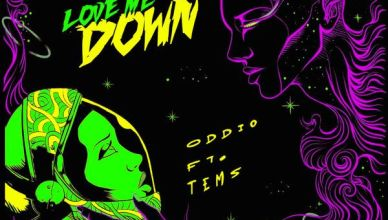 Oddio Ft. Tems - Love Me Down