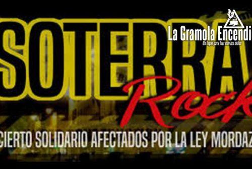 Soterra Rock, un concierto por la solidaridad