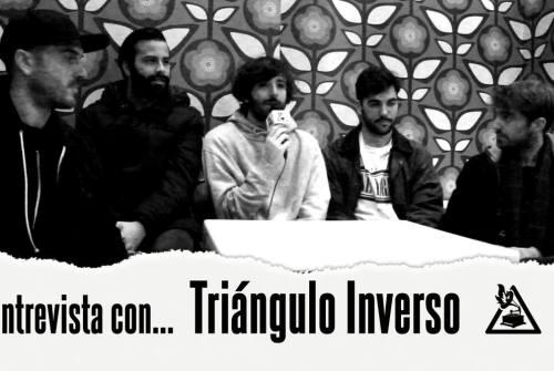 Entrevista con Triángulo Inverso