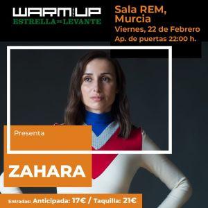 Zahara (Warm Up 2019 presenta a...) @ Sala REM