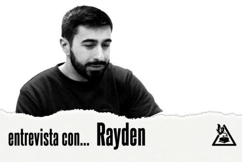 Entrevista con Rayden