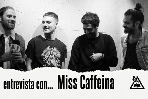 Entrevista con Miss Caffeina