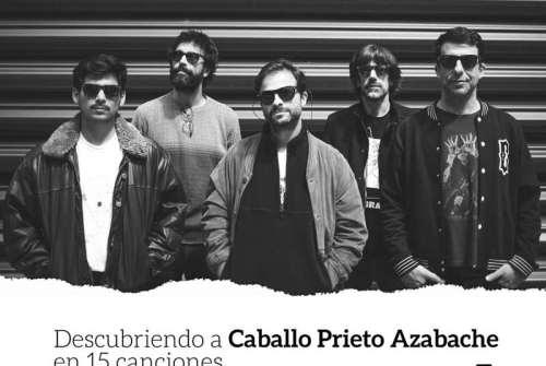 Descubriendo a Caballo Prieto Azabache en 15 canciones