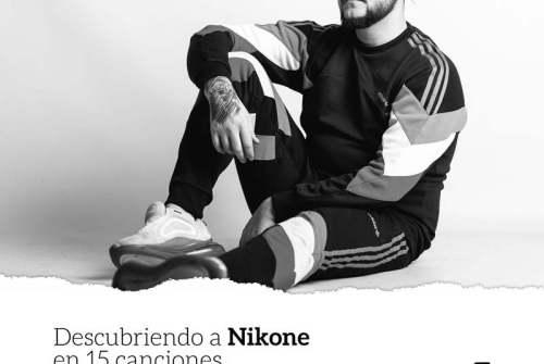 Descubriendo a Nikone en 15 canciones