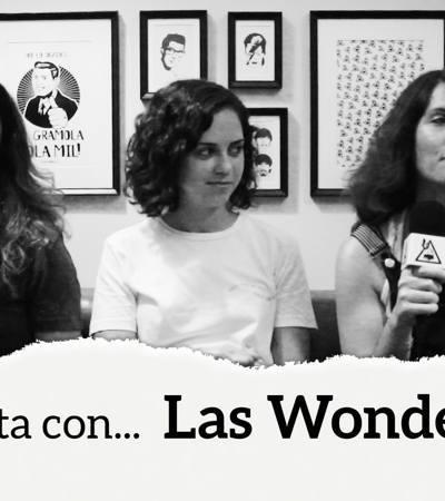 Entrevista con Las Wonder