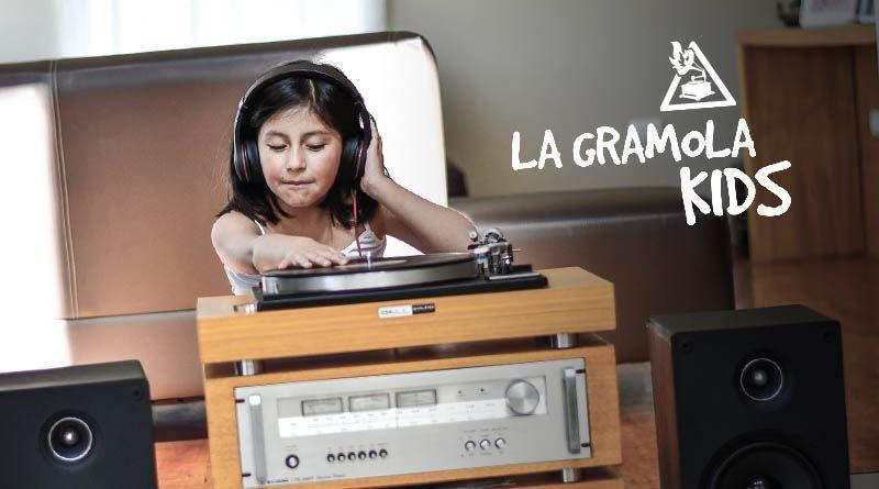 Música para disfrutar en familia, así es La Gramola Kids
