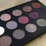 pro palette mac 15 fards neutres couleurs