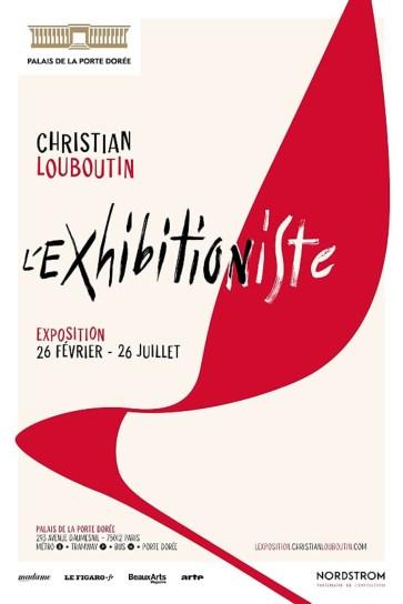 Christian Louboutin L'exhibitionniste
