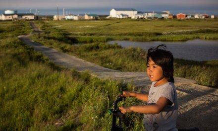 Des enfants en Alaska lancent une action en justice contre l'état