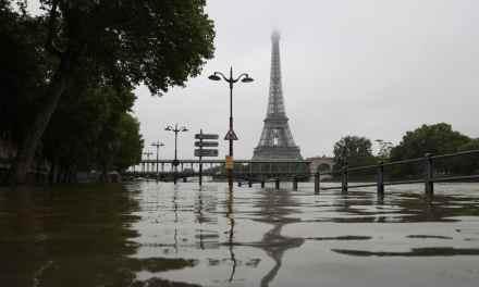 Les inondations et les fortes pluies ont augmenté de 50% dans le monde en une décennie
