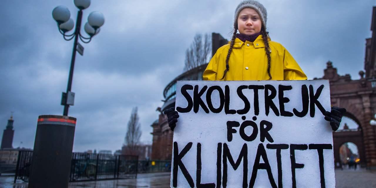 Merci, les grévistes du climat. Votre action compte et votre pouvoir se fera sentir.