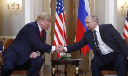 Trump et Poutine sont clairement de mèche : sur l'énergie fossile