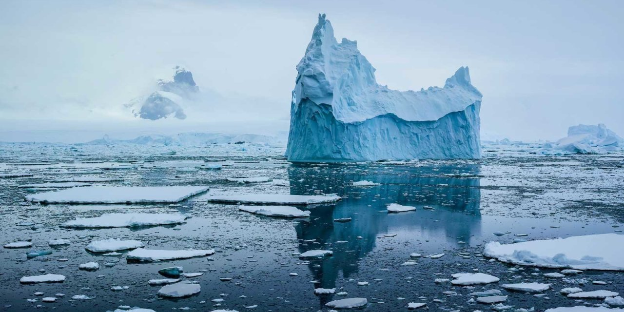 """La chute """" précipitée """" des glaces de mer de l'Antarctique depuis 2014 a été révélée"""