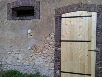 new swallow room door