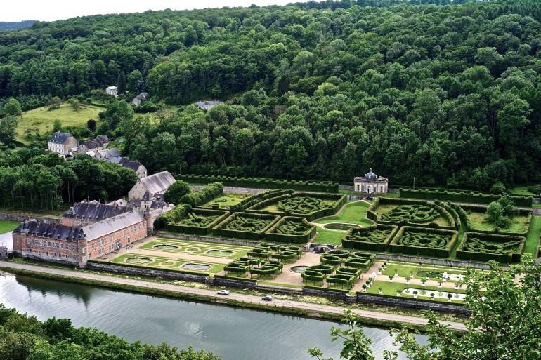 Chateau Walzin Dinant