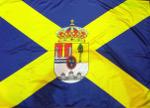 Bandera Ayuntamiento Real Sitio de San Ildefonso