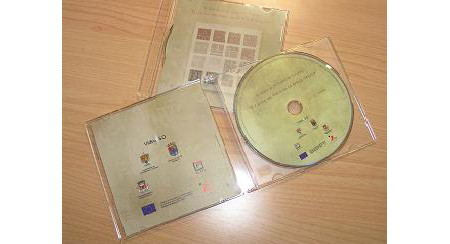 DVD formativo de la Ruta del Vidrio en la Granja