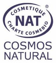 cosmos natural cosmebio - Les Labels