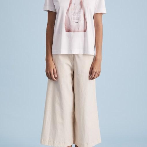 tshirt coton bio femme ecoalf