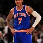 Les 62 points de Carmelo Anthony