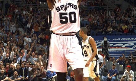 HISTORY : le quadruple double de David Robinson