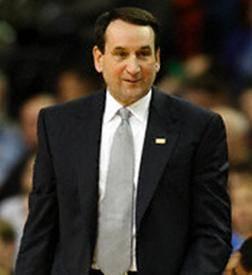 Coach K dans la légende