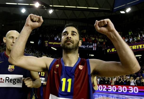 Juan Carlos Navarro marque l'histoire